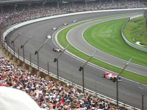 2007 Indy 500 1st lap