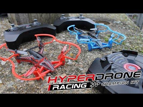 L'Hyper Drone Champion Kit de Silverlit en test réel