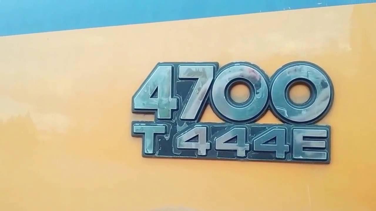 Mid \'90s to early \'00s International 4700 T444E (7.3L Powerstroke V8 ...