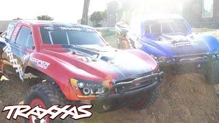 Traxxas 1/10 Slash Pro OBA RTR Video