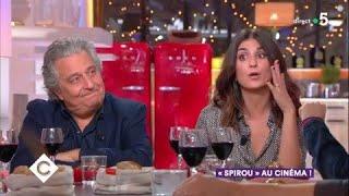 Au dîner avec Christian Clavier et Géraldine Nakache - C à Vous - 14/02/2018