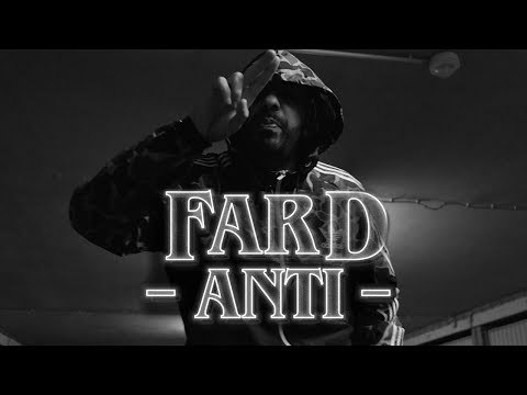 "Fard - ""ANTI"" (Official Video) prod. by Gorex"
