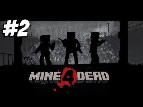 Minecraft - Mine 4 Dead - Blockhawk down #2