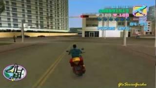 GTA: Vice City Side Mission - Pizza Boy