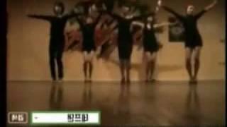 Wonder Girls - Nobody 원더걸스 dance mirrored