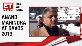 Davos 2019 | India Growth Story 'Unstoppable': Anand Mahindra