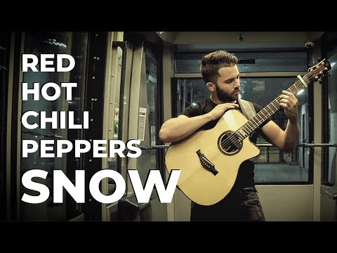 Red Hot Chili Peppers - Snow (Hey Oh) - Luca Stricagnoli