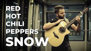 Download Lagu Red Hot Chili Peppers - Snow (Hey Oh) - Luca Stricagnoli - Fingerstyle Guitar mp3