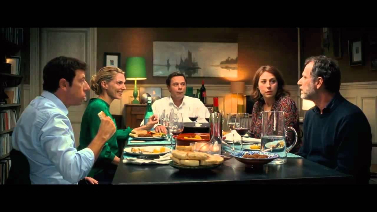 El nombre (Le prenom) - Trailer en español HD