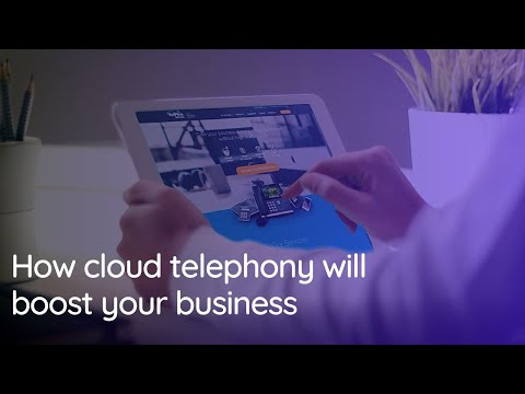 Cloud Telephony Solutions, Hosted PBX from VoIPLine Telecom UK