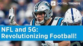 NFL Star Christian McCaffrey Explains Verizon 5G Tech in the NFL and at Super Bowl LIV
