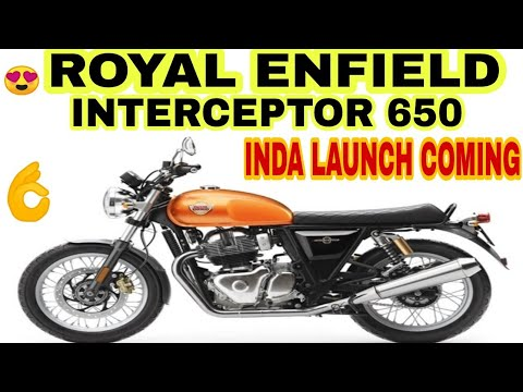Download Royal Enfield Interceptor 650 India Launch Jd Vlogs