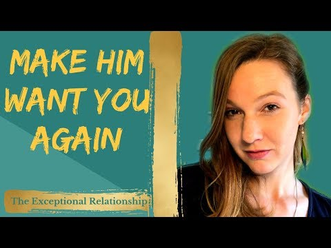 how to make him want you more than just a hookup
