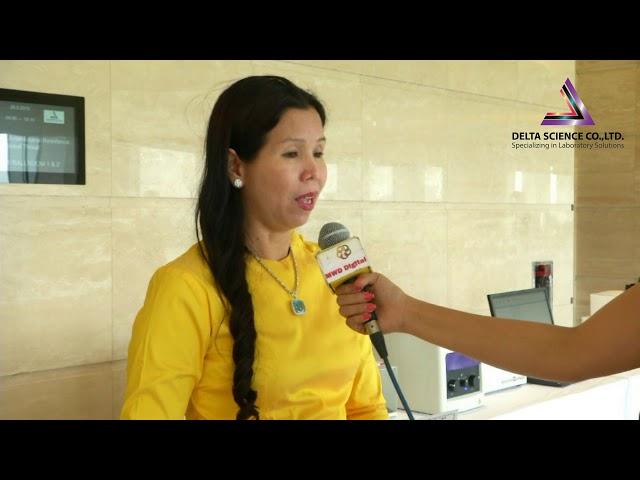 Antimicrobial Resistance Surveillance Symposium ပြဲမွဆရာမႀကီးေဒါက္တာဥမၼာလြင္၏႐ုပ္သံလိုင္း Interview