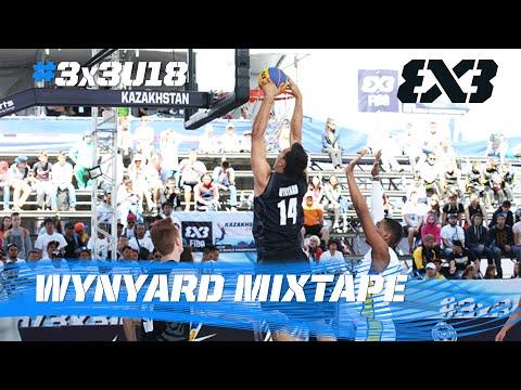 Tai Wynyard (New Zealand) - Mixtape - 2016 FIBA 3x3 U18 World Championships