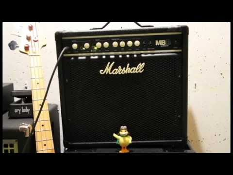 marshall mb30 bass combo amp youtube. Black Bedroom Furniture Sets. Home Design Ideas