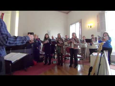 Gartan Mother's Lullaby - UUSGU choir 5-14-17