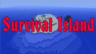 Minecraft Survival Island [Osa1] AutioSaari!