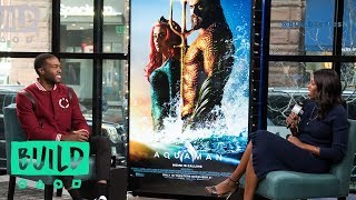 "Yahya Abdul-Mateen II Discusses His Role In ""Aquaman"""