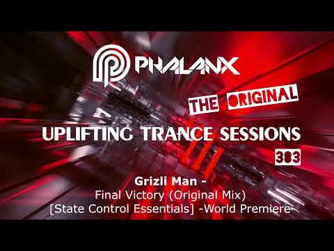 🔴 DJ Phalanx - Uplifting Trance Sessions EP. 383 (DI.FM) I May 2018