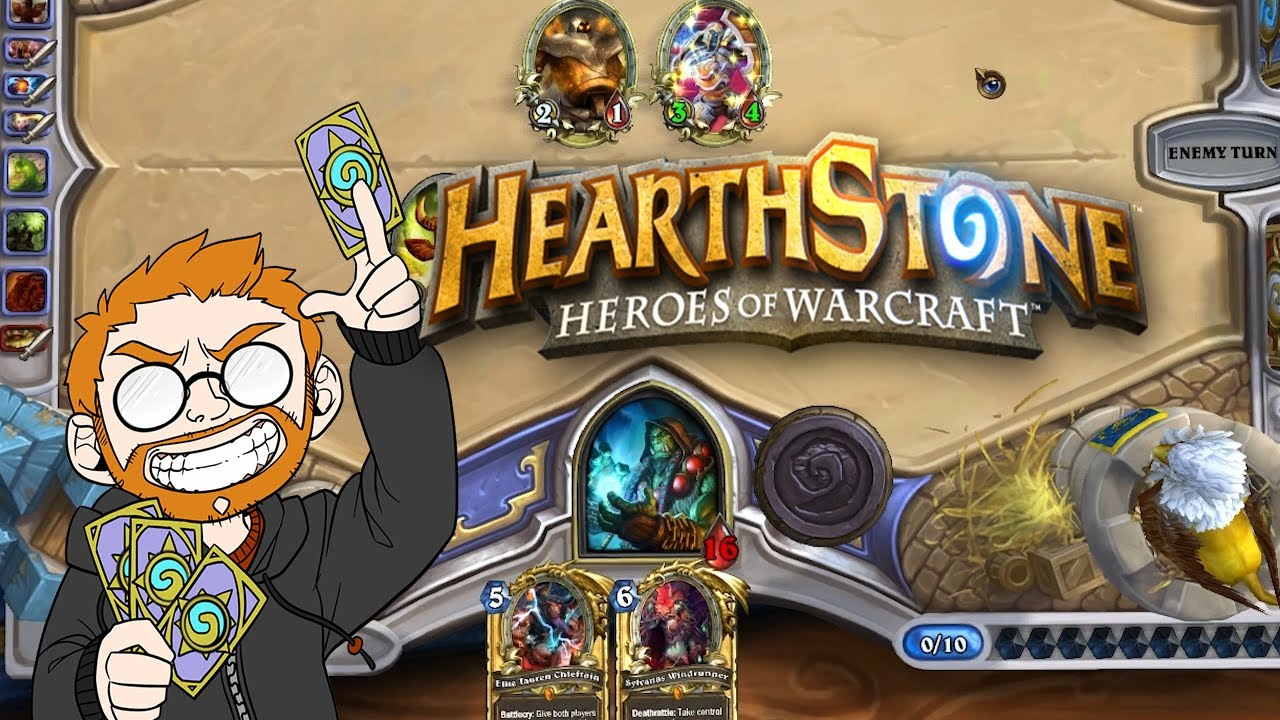 Crazy Hearthstone Decks: These 5 are damn mad