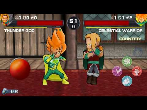Superheros 3 Fighting Games / Android Gameplay HD - 동영상