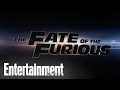 Fate Of The Furious: Furious 8 New Title Revealed | News Flash | Entertainment Weekly