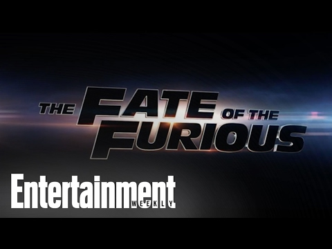Thumbnail: Fate Of The Furious: Furious 8 New Title Revealed | News Flash | Entertainment Weekly