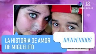 La historia de amor de Miguelito   Bienvenidos