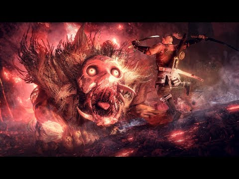 NIOH Bloodshed's End DLC Gameplay Launch Trailer (PS4 2017)