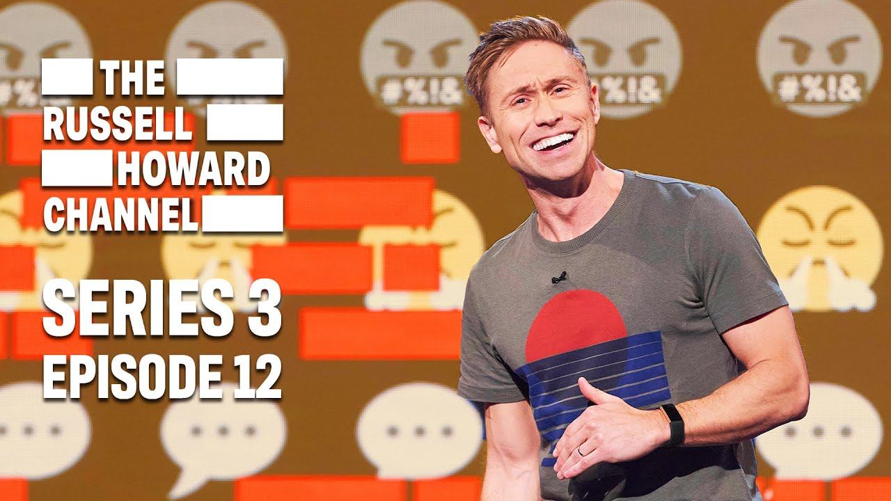 The Russell Howard Hour Series 3 Episode 12 Full Episode Youtube