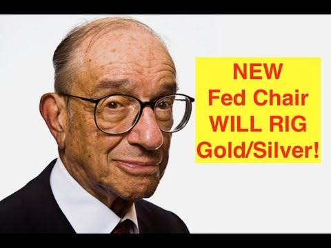 New Fed Chair WILL RIG Gold/Silver! (Bix Weir)