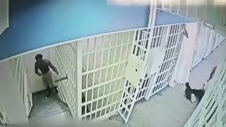 Corrections Officers Attacked  By An Inmate At A Brooklyn Detention Center