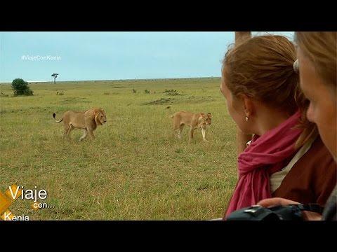 Viaje con nosotros... Kenia