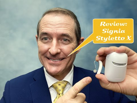 Review: Signia Styletto X Hearing Aids