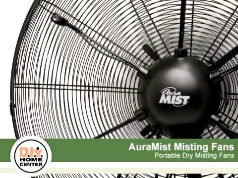 Evaporative Cooling With Centrifuge Misting Fan Www Wi