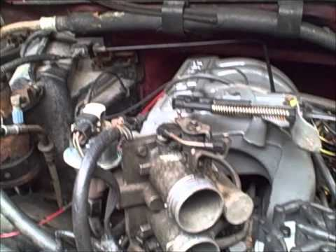 How to replace a Throttle Position (TPS) sensor  YouTube