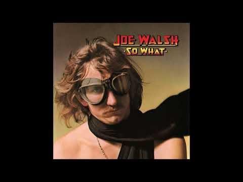 Joe Walsh - So What 1974 Vinyl Full Album