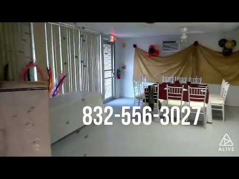 Party Hall Houston Northside Houston Texas
