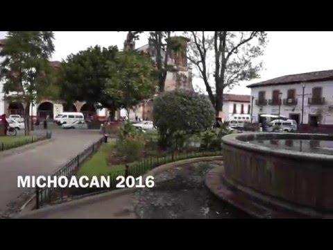 MICHOACAN MEXICO 2016 VLOG