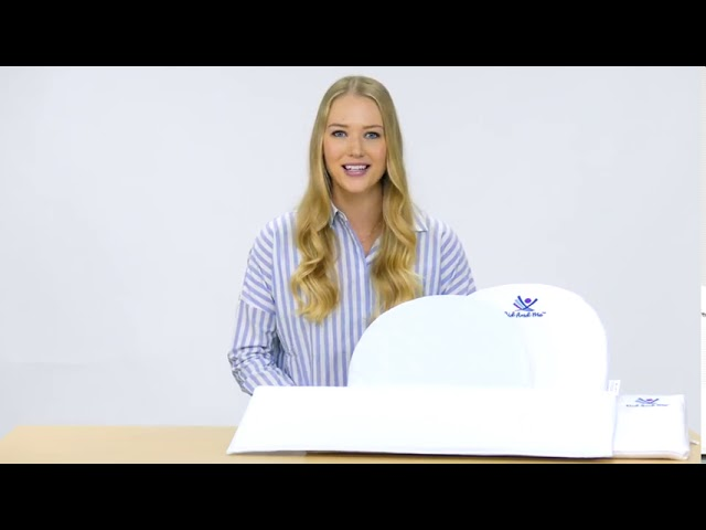 Product Video - Bassinet And Crib Wedge⠀