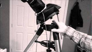 Equatorial Alignment with my Celestron 5se HOWTO