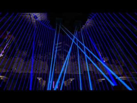 Light Show Montage (Monster Cat Music Festival)