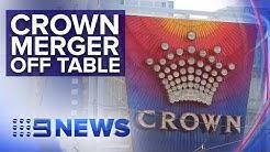 US casino giant ends talks with Crown Resorts | Nine News Australia