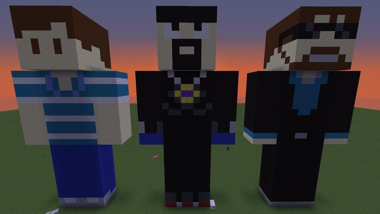 Minecraft Ssundee Derp Skin | www.imgkid.com - The Image ...