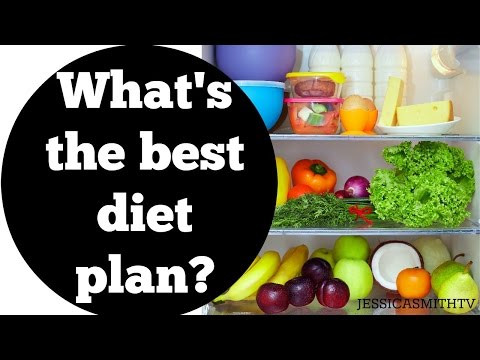 What's the best diet plan?