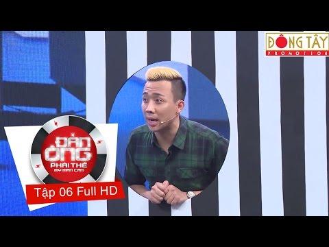 ĐÀN ÔNG PHẢI THẾ MÙA 2 | TẬP 6 FULL HD: HẰNG BINGBONG- TIA HẢI CHÂU- MEI- ANNIE (14/10/2016)