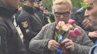 В Харькове 9 мая на Мемориале Славы произошло несколько потасовок и драк