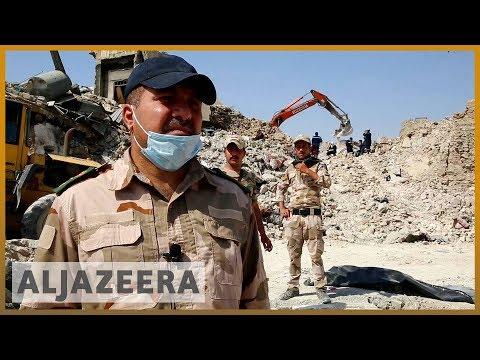 🇮🇶 Iraq post-ISIL: Hundreds of bodies found buried in Mosul | Al Jazeera English