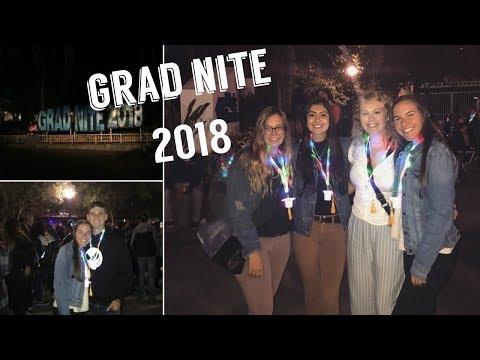 Grad Nite 2018// Magic Mountain